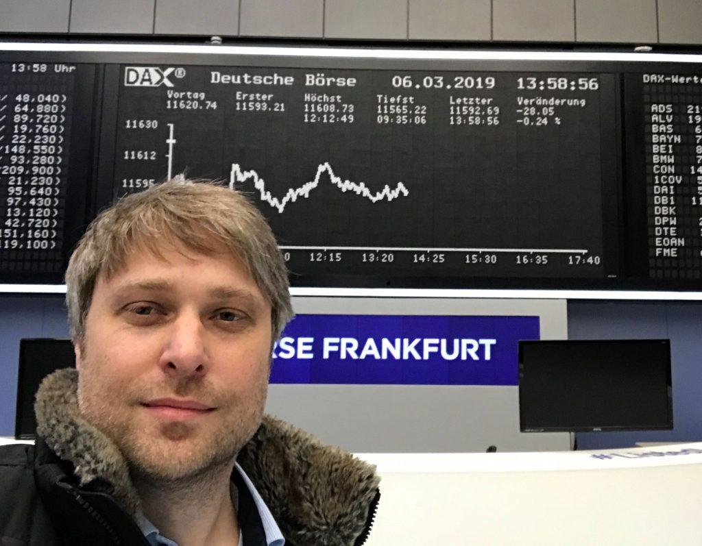 Simon Betschinger DAX