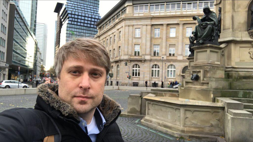 Simon Betschinger Frankfurt Instagram-Storys