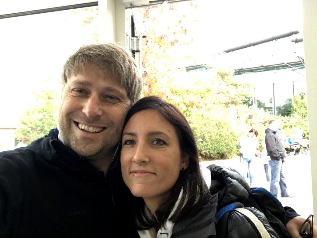 Sarah und Simon Betschinger