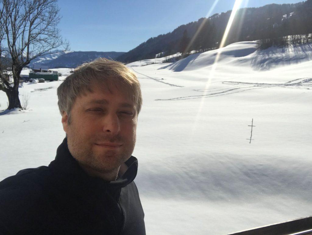 Simon Betschinger Berge